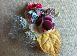 Floral Petticoat
