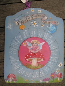 Faery Fortune Wheel
