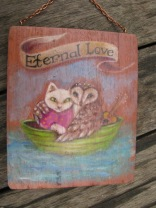 owl and pussycat eternal love