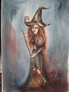 Witch,portrait 003
